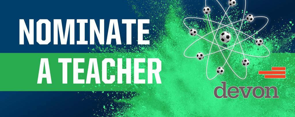 Devon STEM Teacher of the Match