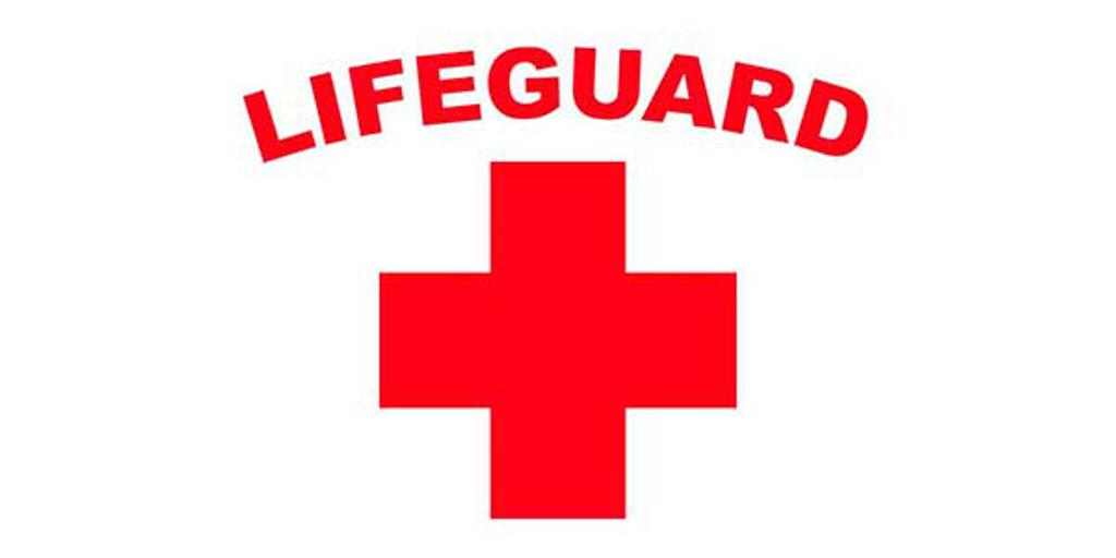 Lifeguard logo with red cross