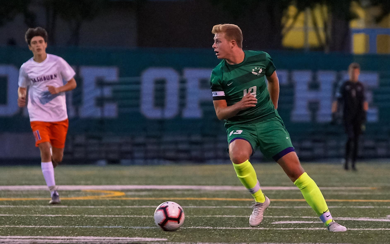 Edina looks to finish the regular season undefeated, but a game against rival Minnetonka on Thursday looms large in the Hornets' quest. Photo by Korey McDermott, SportsEngine