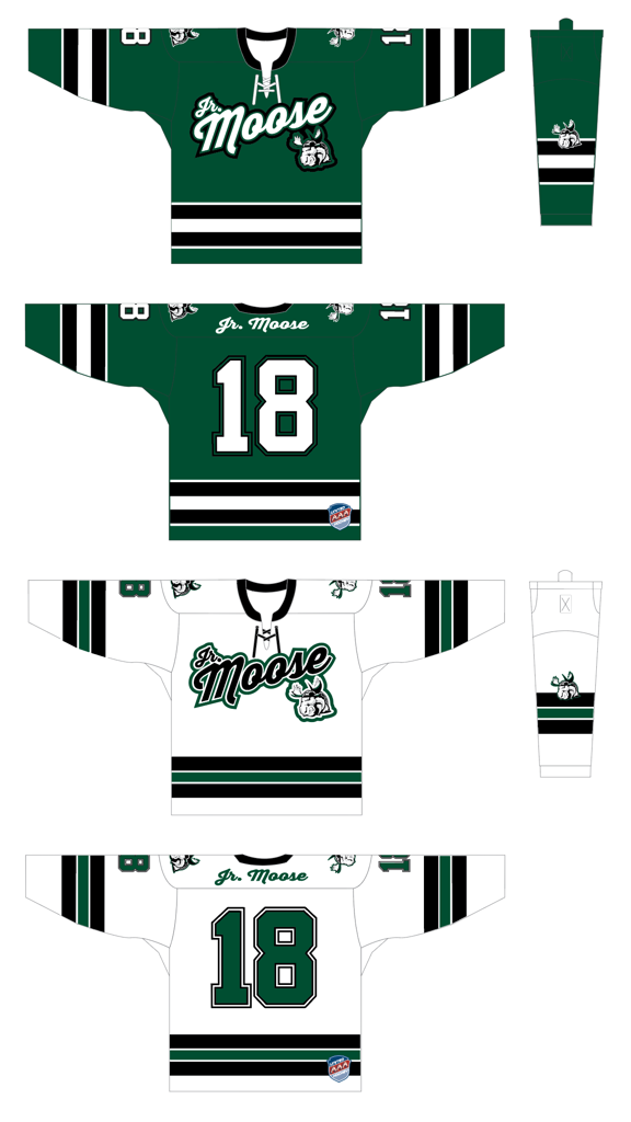 2019 Moose Uniforms