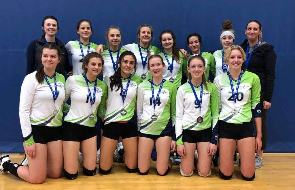 U15 Women Green Team - Premier 1 Blue Playoff Silver Medalists - Fantastic Start to the Season