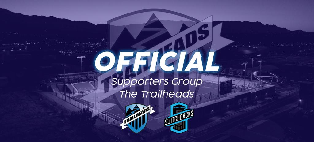 Offical Supporter group of the Switchbacks FC Trailheads
