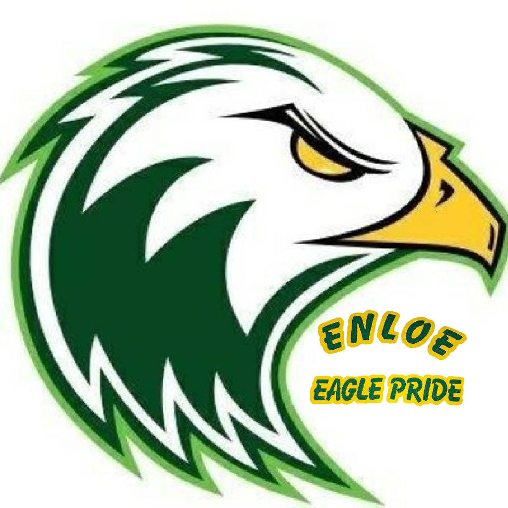 enloe eagle pride graphic