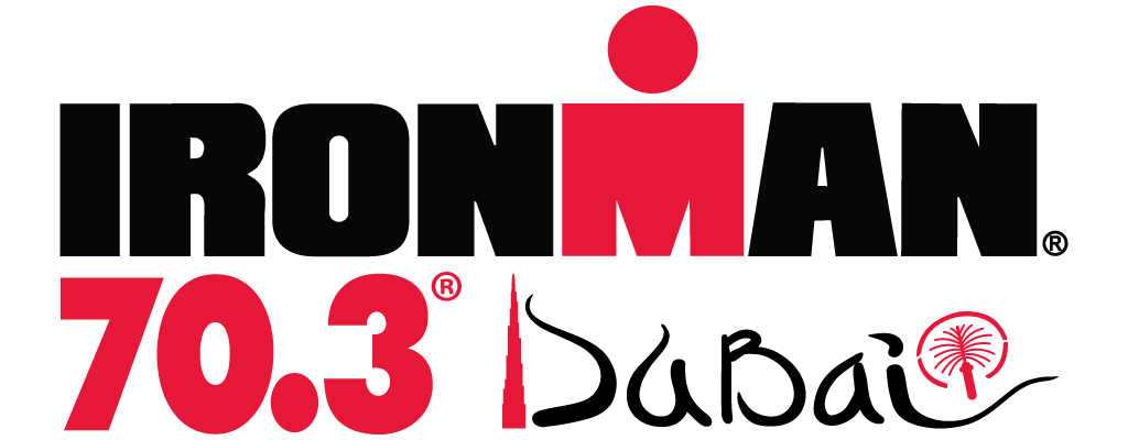 IRONMAN 70.3 Dubai Logo