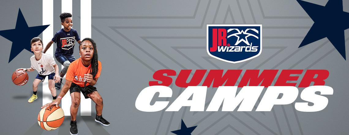 Jr. Wizards Basketball Camps and Clinics