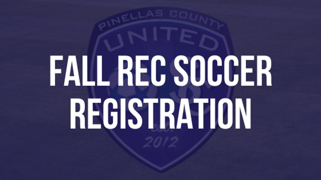 Recreational Soccer Information