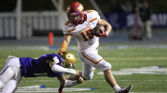 Balance Is No Act For Cathedral Catholic Offense