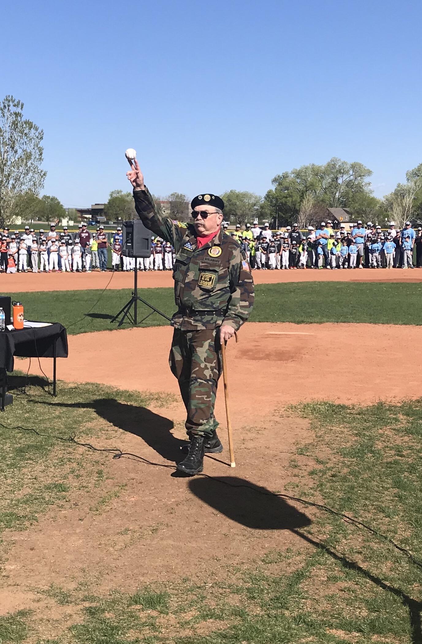 2019 CALB Cortez Legion C Pre-Season Opening Ceremonies