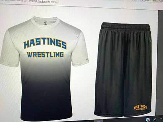 2019/2020 Hastings Wrestling Uniform