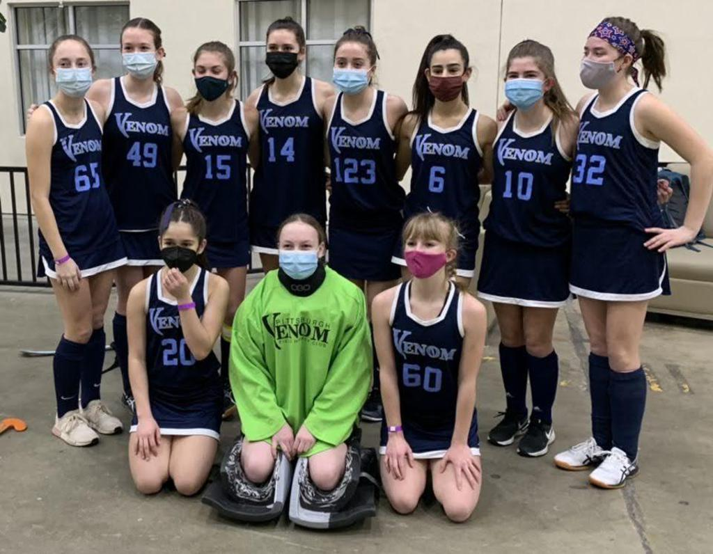 2021 USAFH NIT Pool Z U16 White