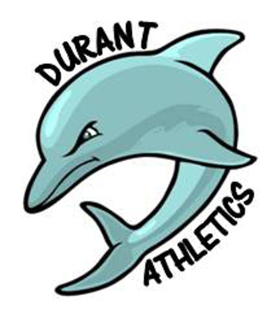 durant road athletics logo