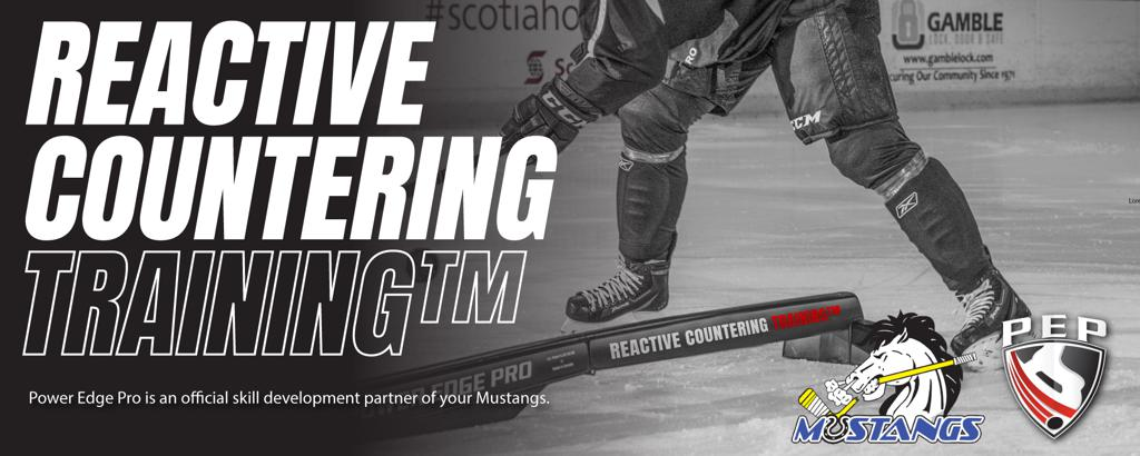 Power Edge Pro is an official skill development partner of your Mustangs!