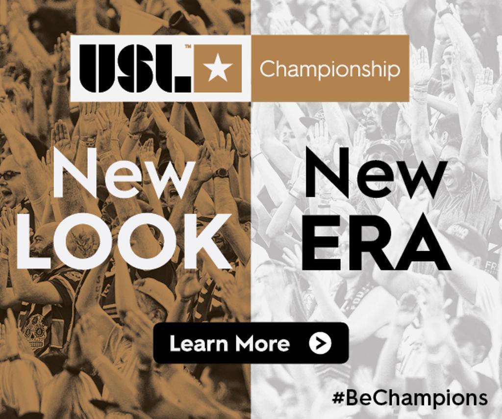 USL Championship New Era