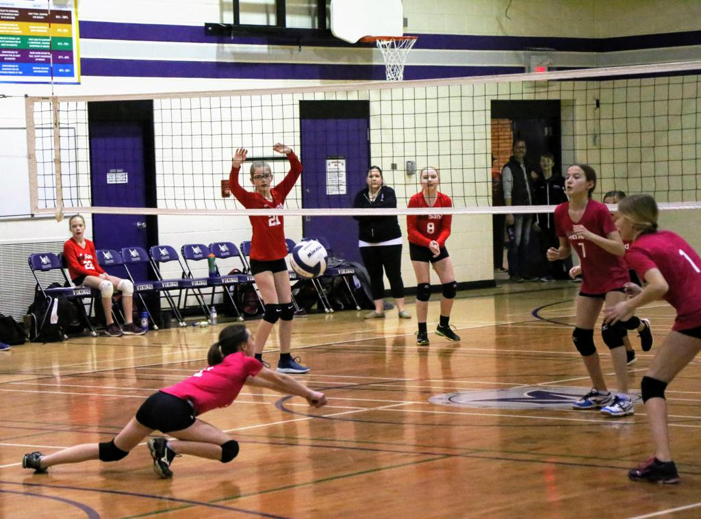 Vision 13 Volleyball