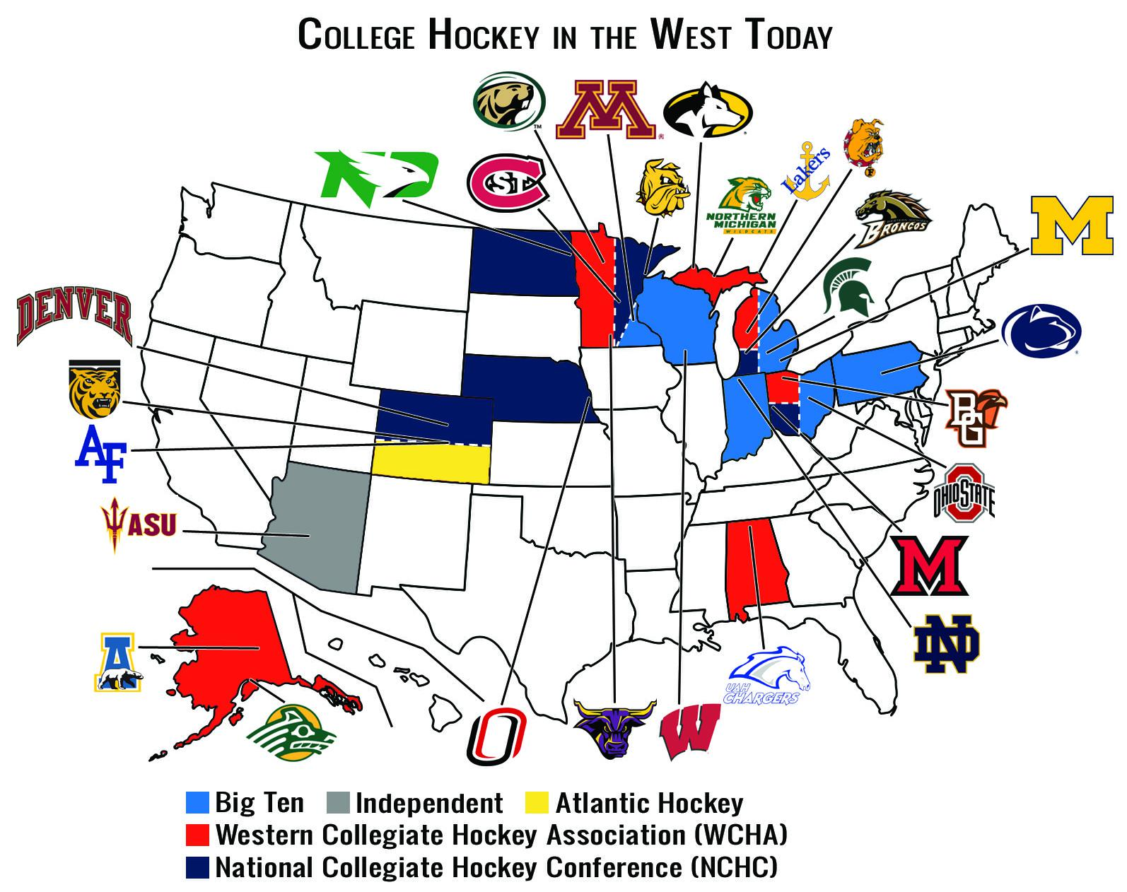 If I were czar of men's college hockey