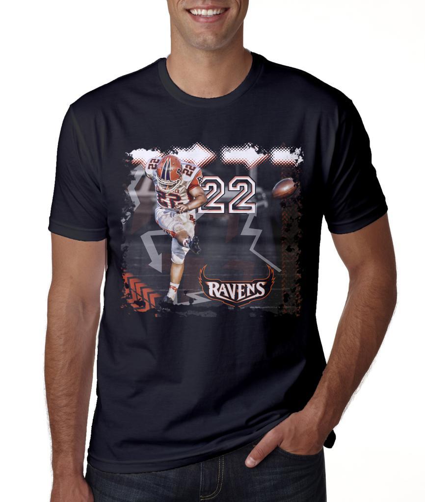 Custom tee shirts see coach Sid for details