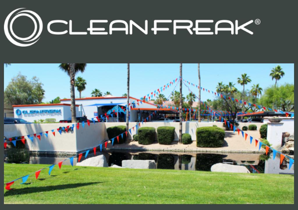 Clean Freak Car Wash