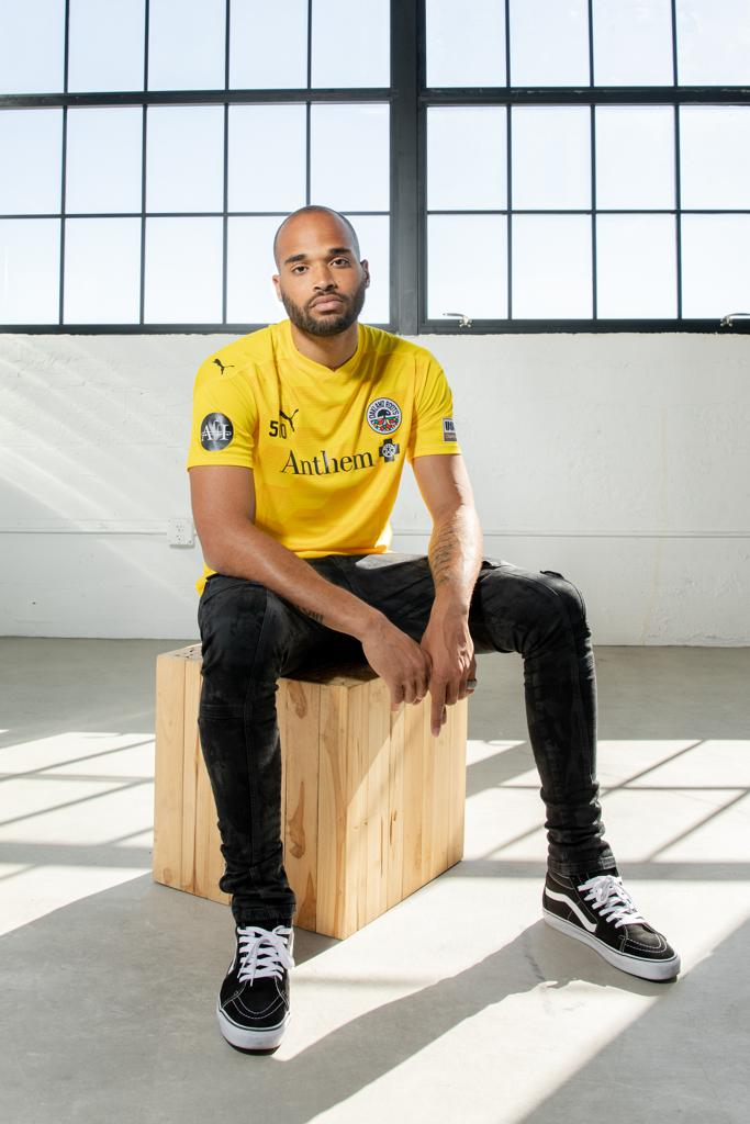 2021 Keeper Jersey Yellow
