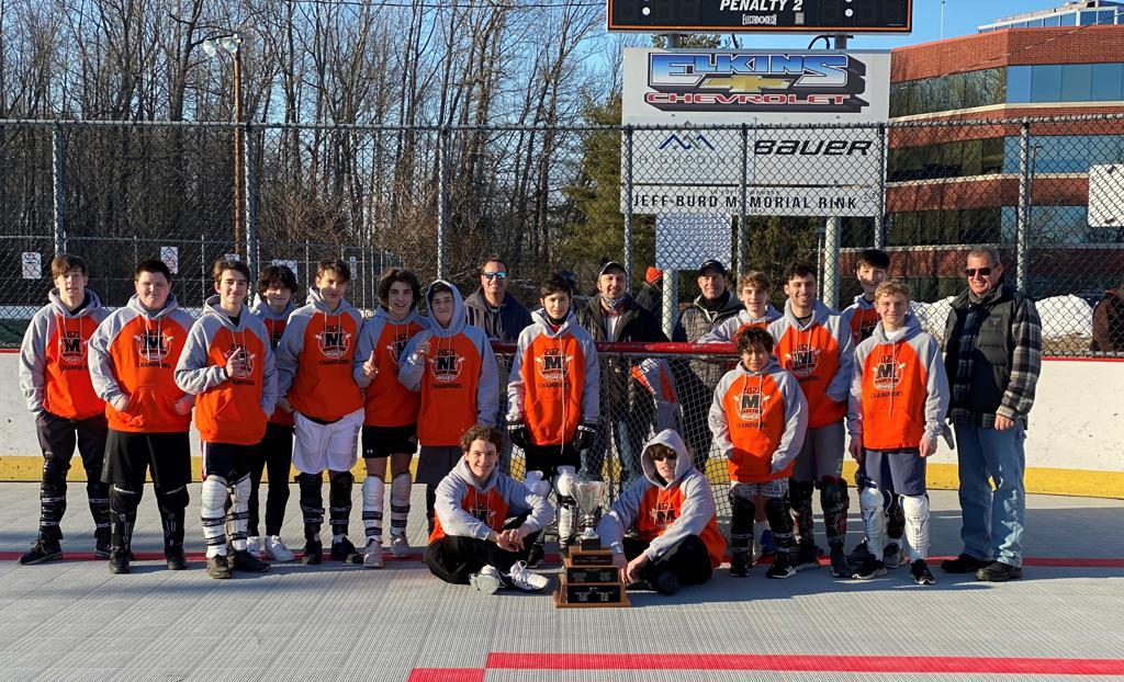 Cadet Champions- Coach Tarzy's Knights