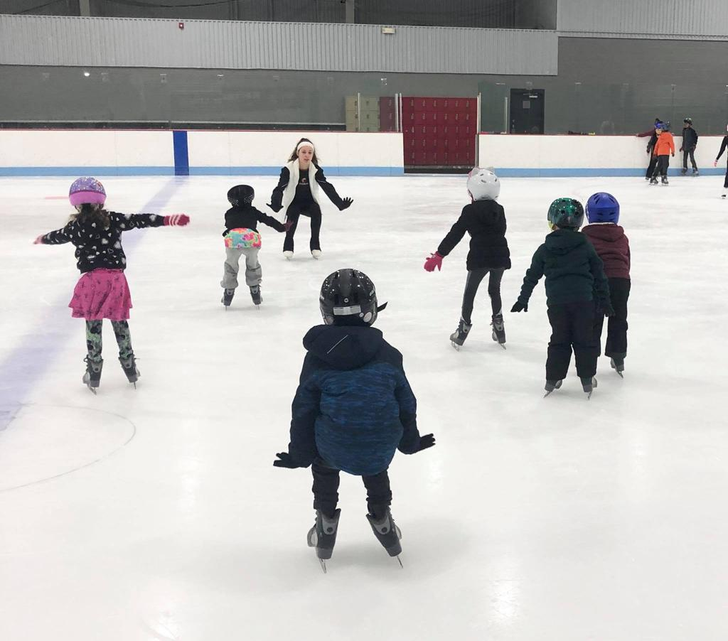 Learn to Skate at Ice Land, Hamilton NJ Ice Skating