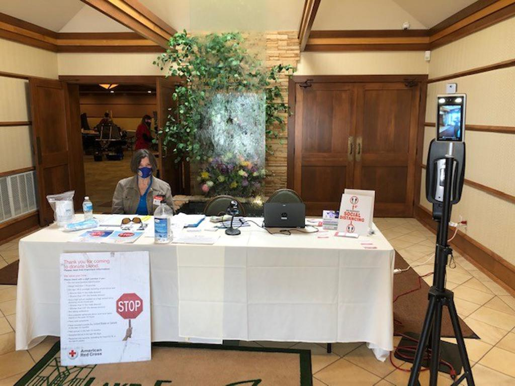 LE Rotary Hosts a Blood Drive