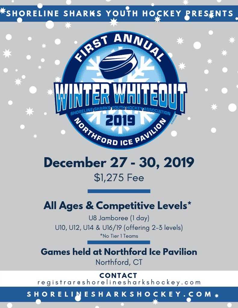 Winter Whitout Tournament Flyer