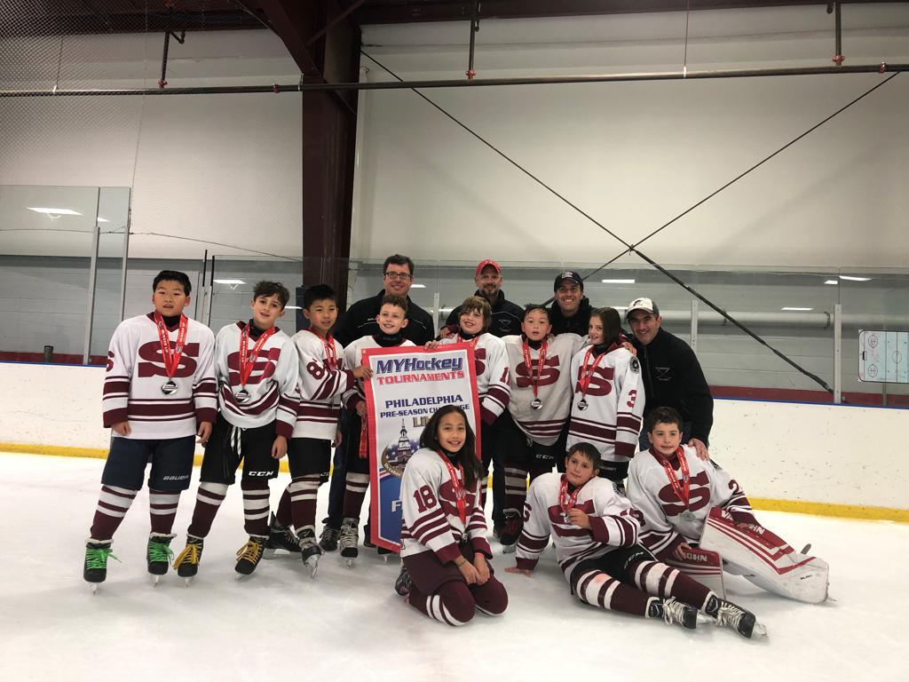 2019 - Squirt A - Philadelphia Pre Season Challenge - Finalist