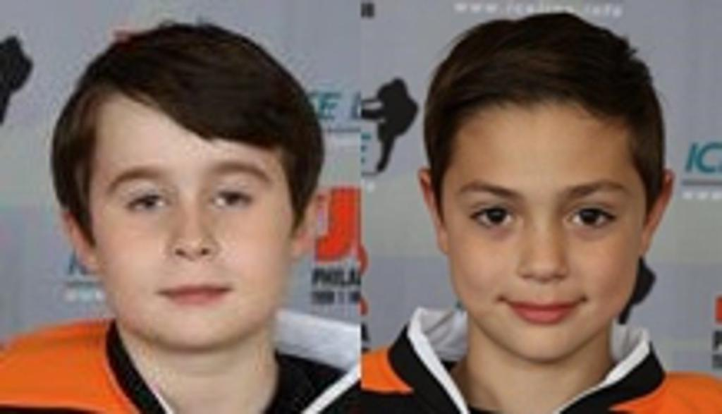 Jr. Flyers announce Squirt Spotlights for week ending October 20.