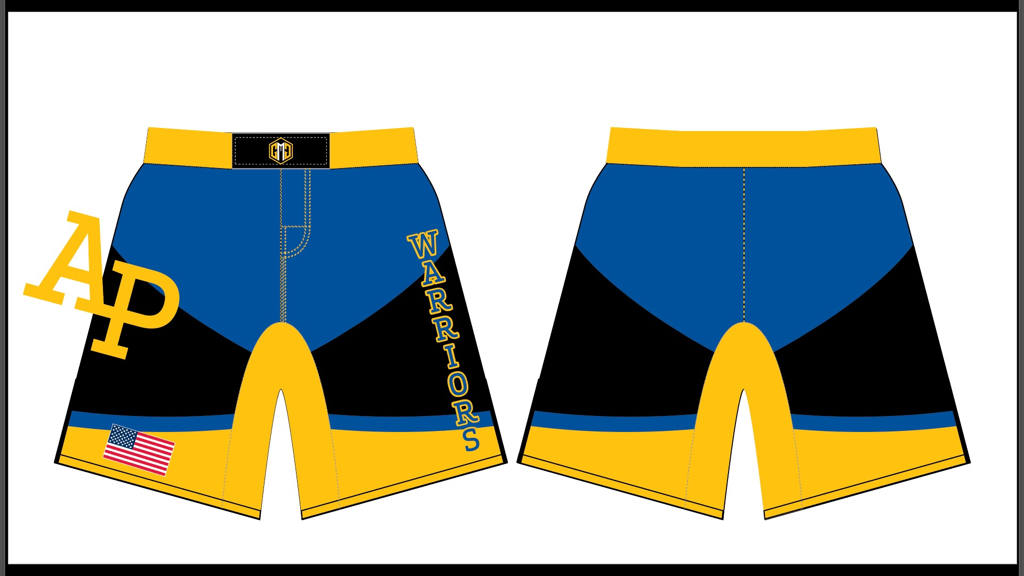 AP Fight Shorts
