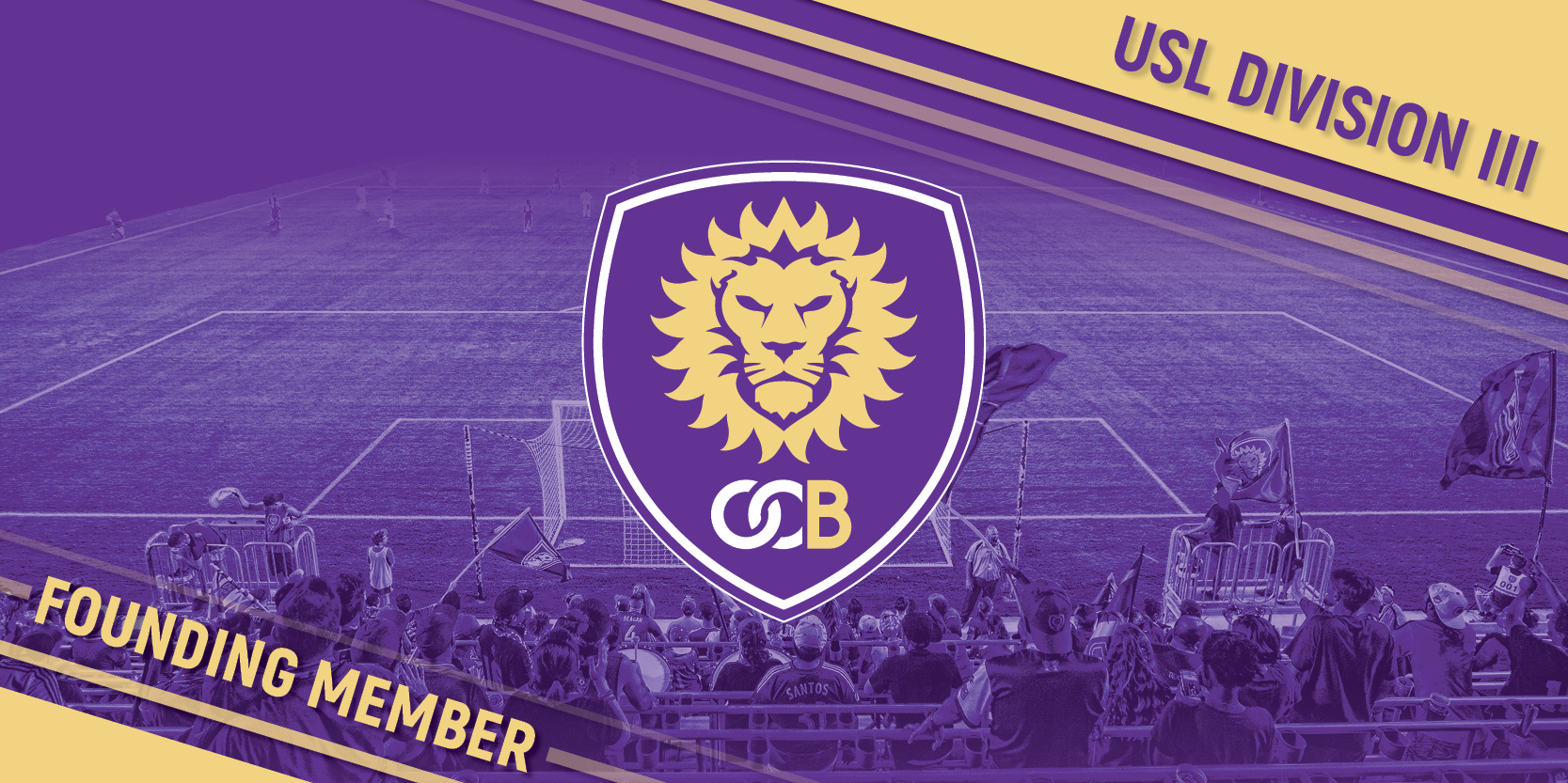 Orlando City B Becomes Usl Division Iii Founding Member Perfect Fit Sc Was One Of The Members At Start Usls Modern Era In 2011 Club Won Two Titles Level