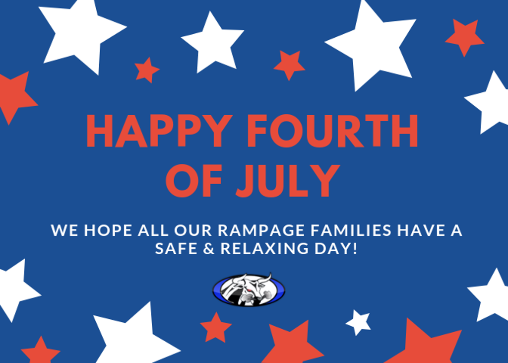 4th July Special Offer Rampage Hockey