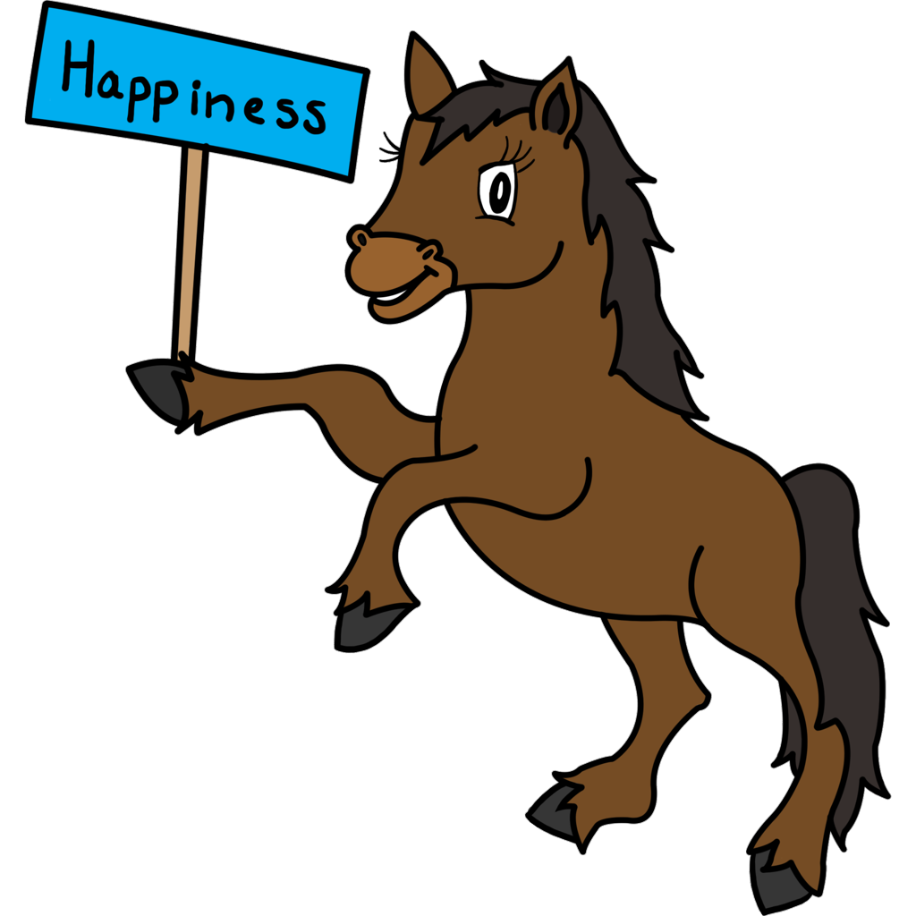 Holly the Happiness Horse Image