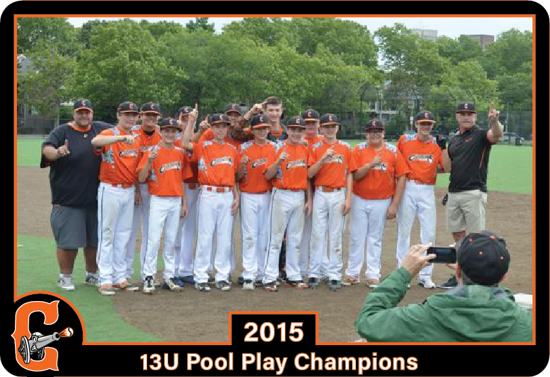 18U Cannons War at the Shore Champions