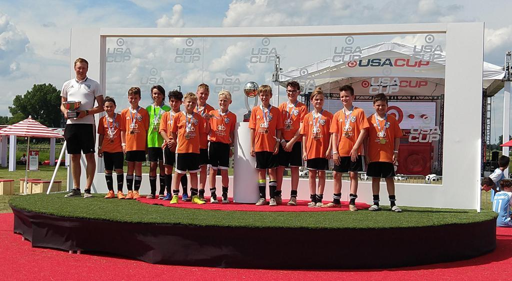Oregon SC Under-11/12 Boys