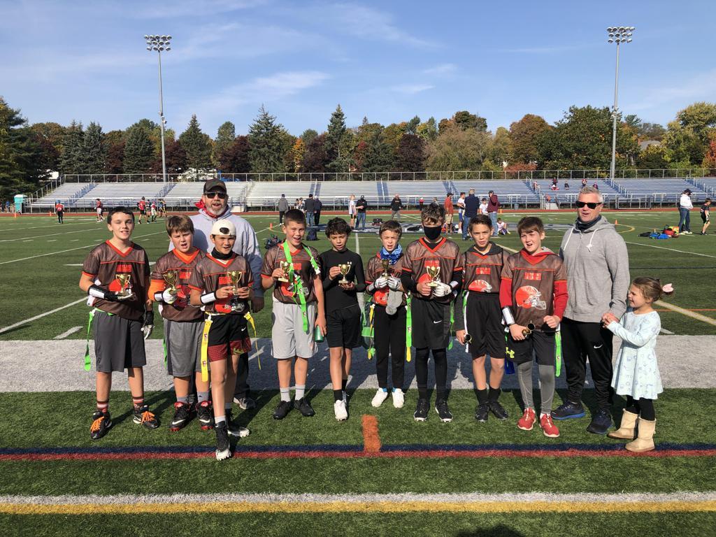 Portland Browns—11U Third Place
