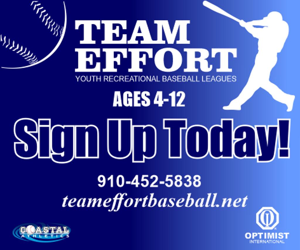 Youth Baseball Wilmington North Carolina Little League