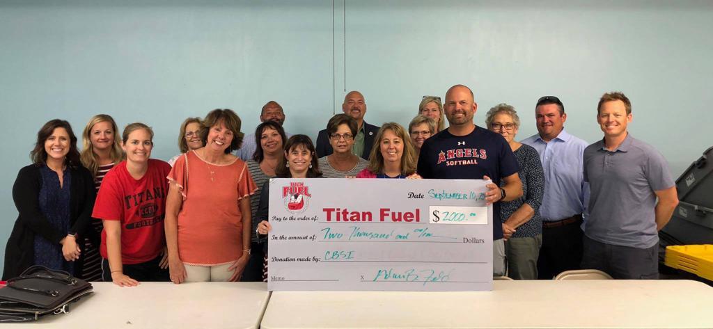 Chatham Titan Fuel