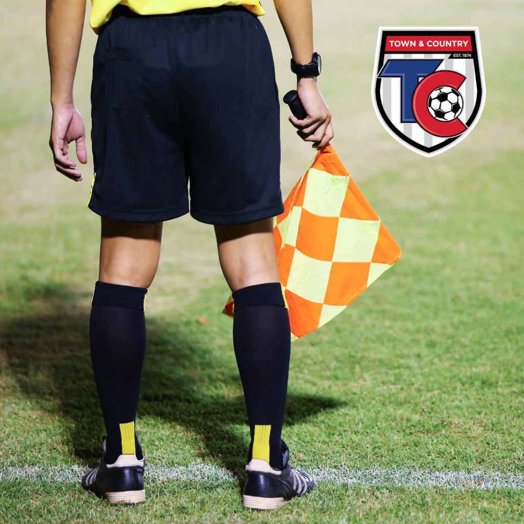 soccer referee training class