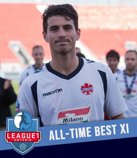 Joe Di Chiara: L1O All-Time Best XI