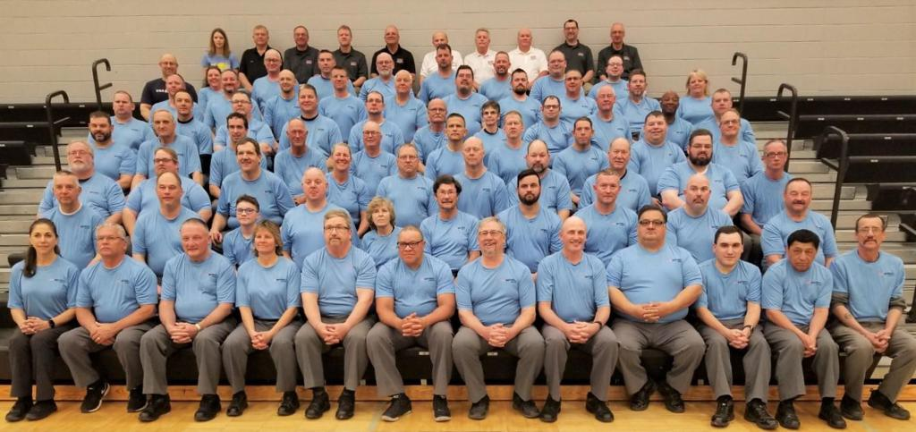 2019 National Umpire School Attendees Picture