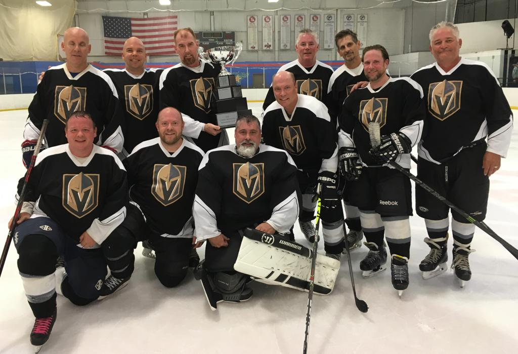 Olden Knights - 45+ Champions