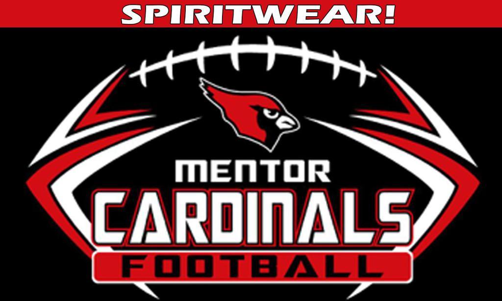 Mentor Football Spiritwear