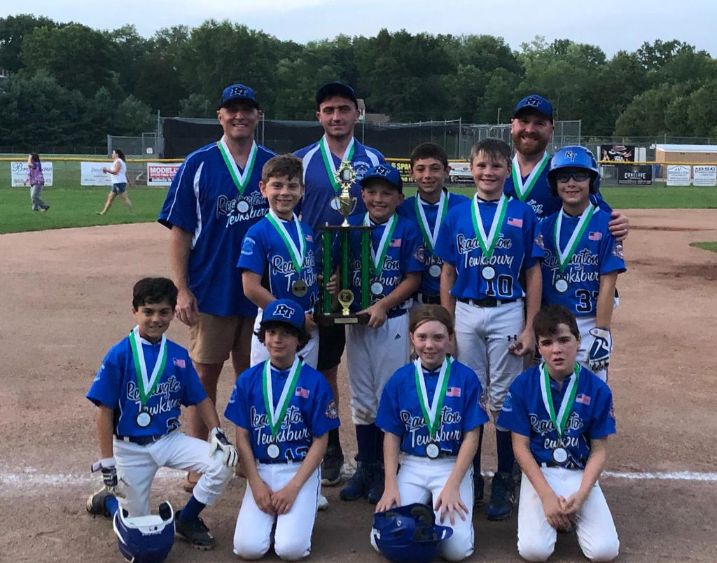 Readington Tewksbury Junior Baseball League
