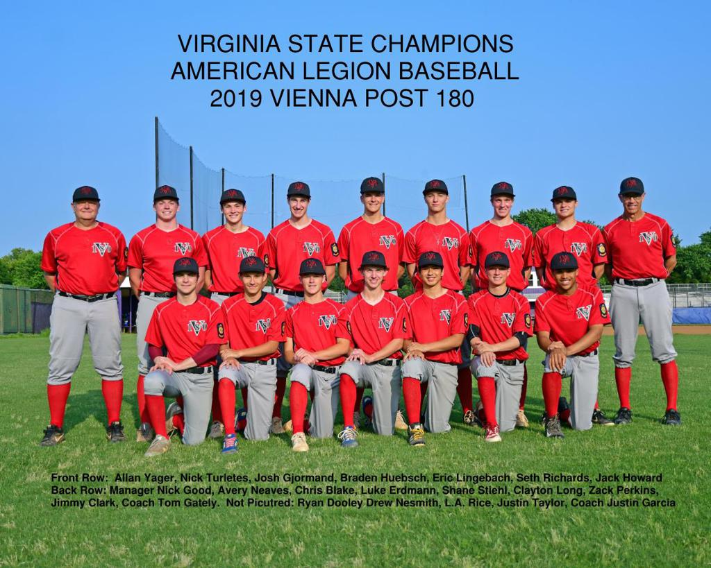 Department of Virginia Champion 2019