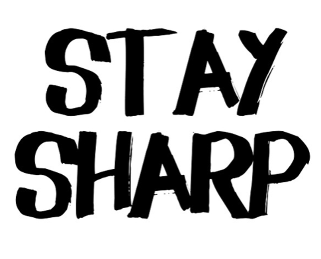 All Girls Stay sharp Stay Sharpe Clinic
