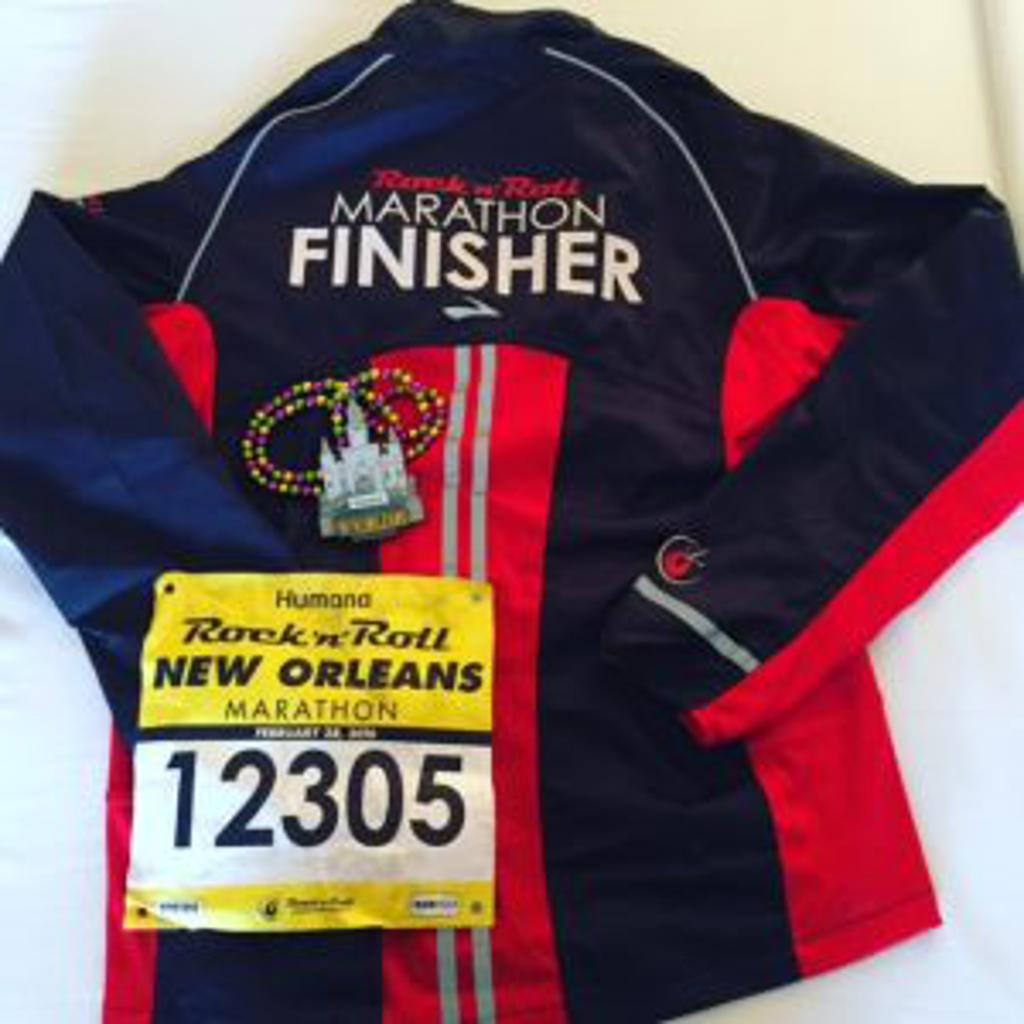 Marathon Finisher Shirt