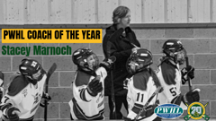 PWHL Coach of the Year