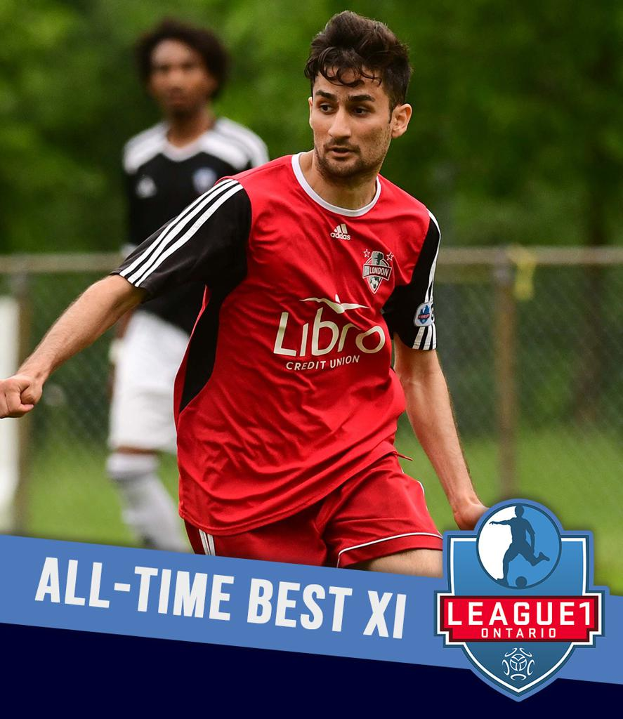 Mohammad Reza Nafar: L1O All-Time Best XI