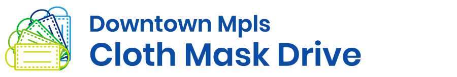 Downtown Minneapolis Cloth Masks Drive 2020