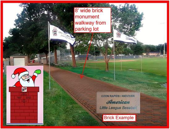 Help Build a Brick Walkway at CRALL!!